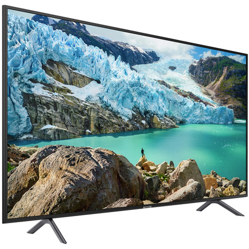 Samsung 43 HDR 4K UHD Smart LED TV - RU7100