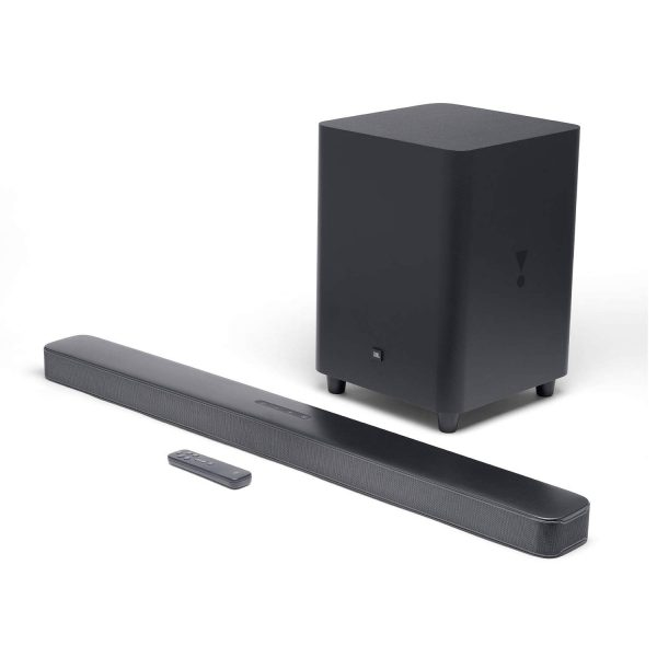 JBL Bar 5.1 Channel Soundbar with Ultra HD 4K