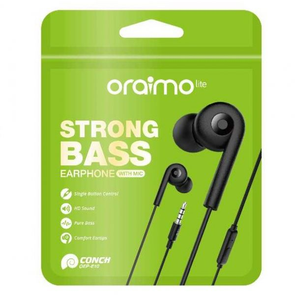 Headset Oraimo OEP-E10 white