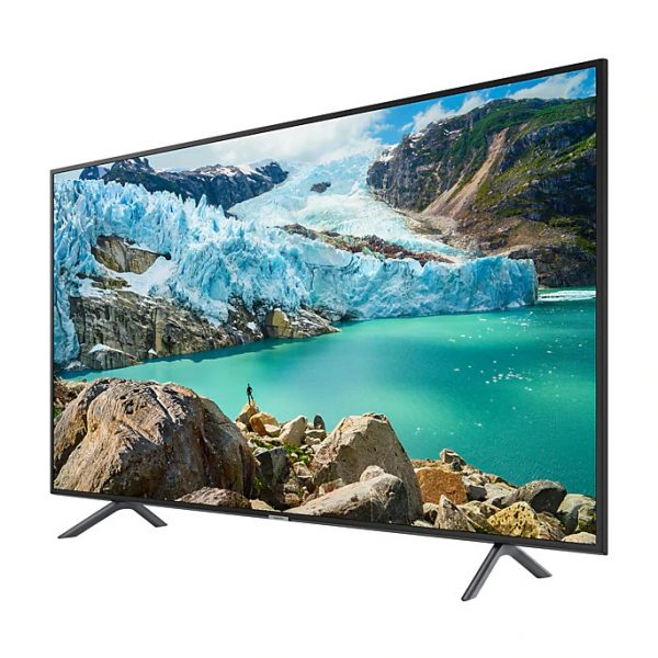 "Samsung 55"" HDR 4K UHD Smart LED TV - RU7100"