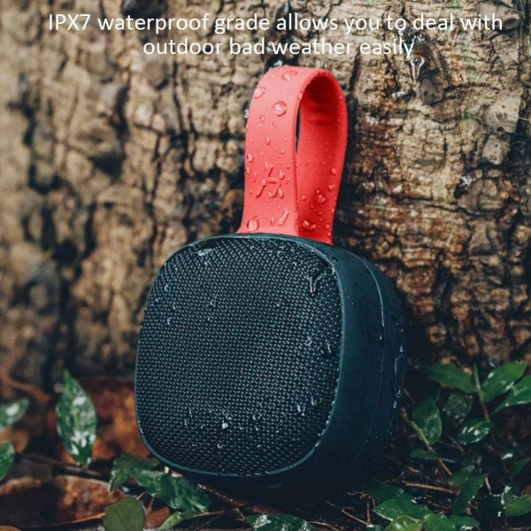 HAVIT E5 Portable Bluetooth Speaker with magnetic