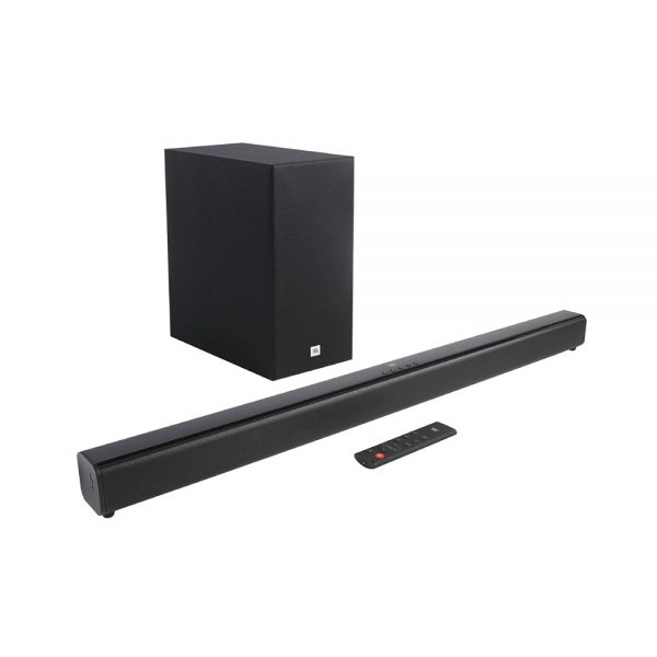 JBL Cinema SB160 2.1 Channel Soundbar with Wireless Subwoofer