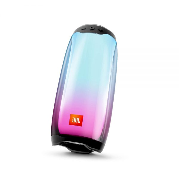 JBL Pulse 4 Portable Bluetooth Speaker with 360-Degree LED Lightshow