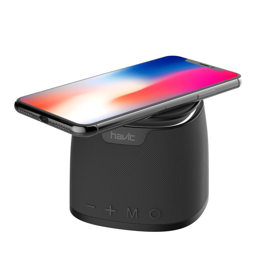 HAVIT Wireless Speaker - Wireless Charger