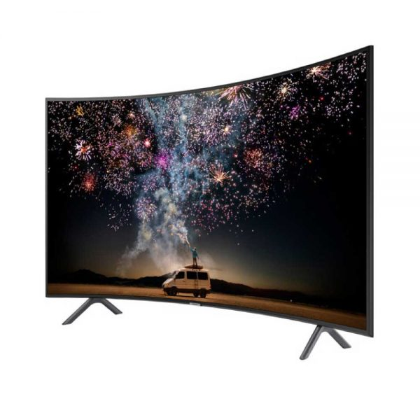 Samsung 55 HDR 4K UHD Smart Curved LED TV - RU7300