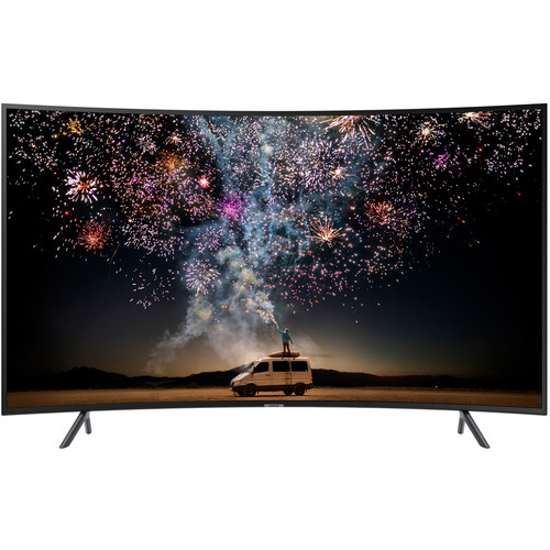 Samsung 55 HDR 4K UHD Smart Curved LED TV - RU7300