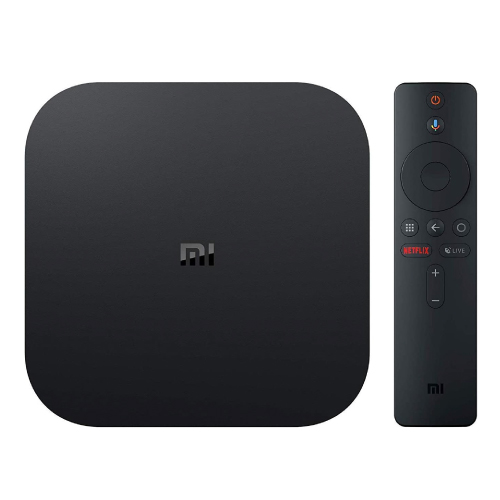 Xiaomi Mi Box S - Android with Google